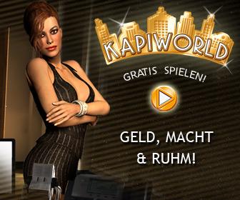 Browsergame Kapiworld kostenlos spielen