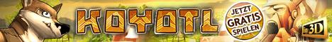 3D-Browsergame Koyotl