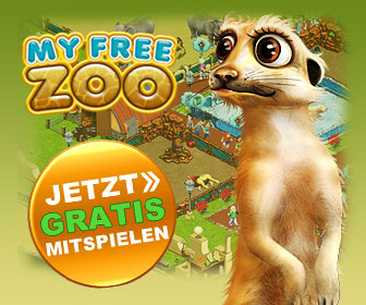 Browsergame My Free Zoo