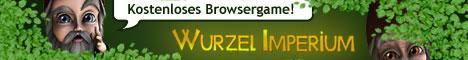 Wurzelimperium, das Browsergame im Garten